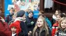 Singen auf dem Weihnachtsmarkt 2016